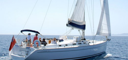 Beneteau Cyclades Yacht Charter Gibraltar