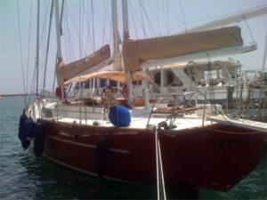 Irwin 68 Yacht Charter Mallorca