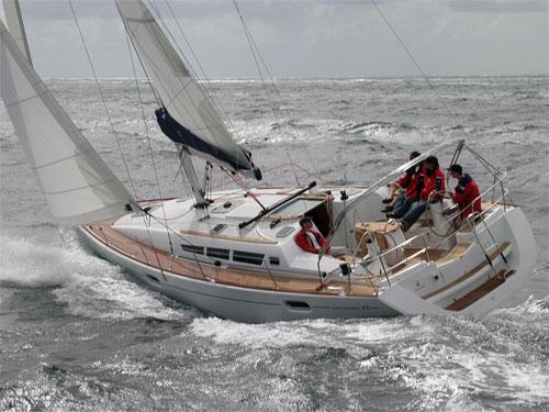 Jeanneau 42i Yachting Mallorca