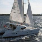 Estepona Catamaran Sailing Yacht Charter