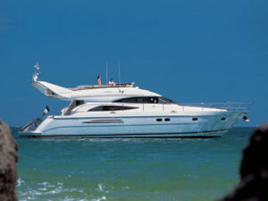 Princess 61 - Boat Charter on Spain's Costa del Sol