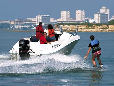 Quicksilver 635WA Motor Boat for Charter in Mallorca