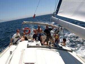 Sailing Charter Morocco