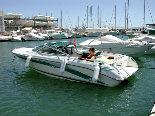 Sea Ray Sun Runner 220
