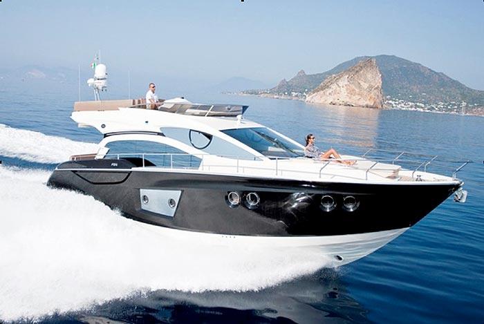 Sessa Marine Fly 54 - Motor Yacht Charters in Puerto Banus