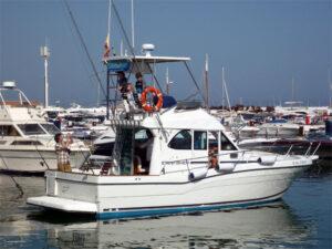 Starfisher 10.6m - Sea Fishing Trips from Puerto Banus