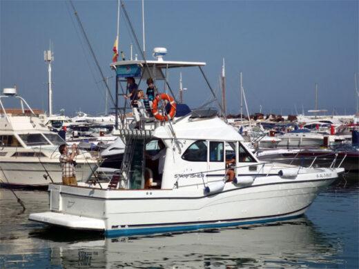Deep Sea Fishing Trips