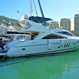 Sunseeker Manhattan 66 - Puerto Banus & Gibraltar Boat Charters