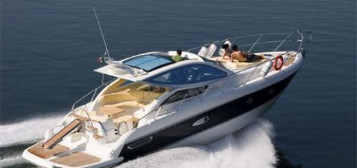 Cranchi 43 Hardtop - Motor Boat Charters from Estepona Marina