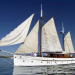 Dawn Approach - Classic Yacht Charters - Puerto Banus & Marbella
