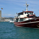 Sir Anthony - Classic Motor Boat Charter - Puerto Banus & Marbella