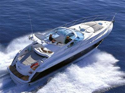 Fairline Targa Charter Mallorca