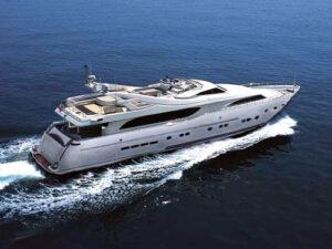 Ferretti Custom Line 112 Charter
