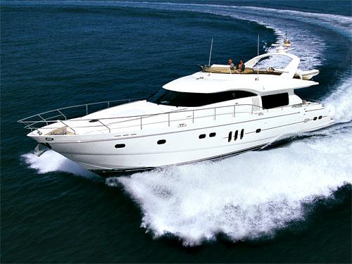 Princess 23M Charter Mallorca