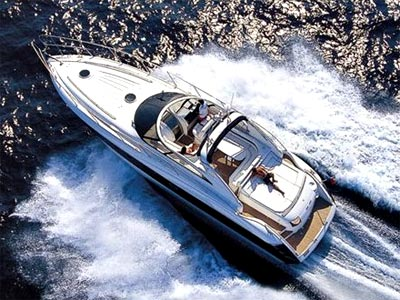 Princess V50 Charter Mallorca