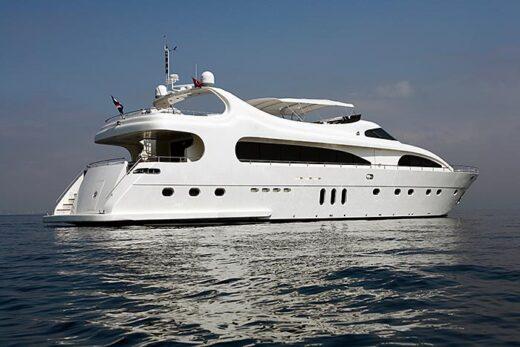 Super Yacht 108 - Luxury Charter Marbella to Gibraltar