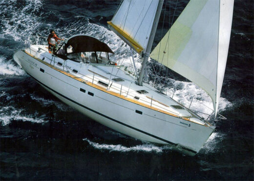 Sailing Yacht Charter in Marbella