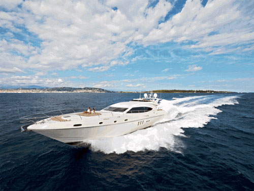 De Birs 100SP Sports Motor Yacht