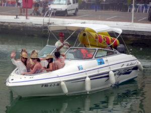Catamaran and Speedboat Charters