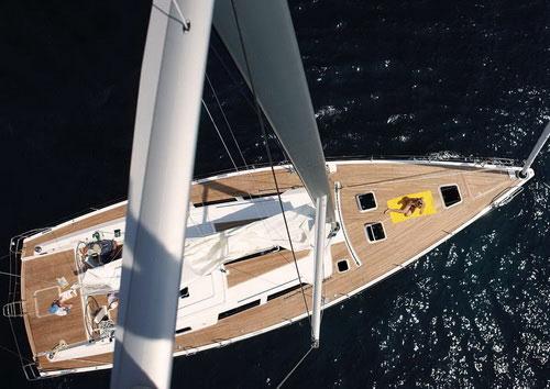 Hanse 540e Yacht Charter Mallorca