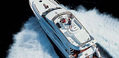 Princess 61 - Boat Charter on Spain's Costa del Sol