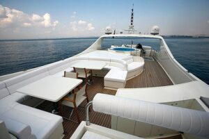 Super Yacht 108 - Luxury Charter Marbella to Gibraltar