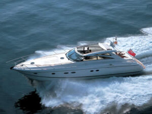 Princess V58 Charter Mallorca