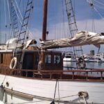 Classic Yacht - Dawn Approach Charters from Puerto Banus