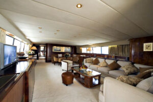 M/Y Antisan Motor Yacht for Charter in Cannes & Monaco