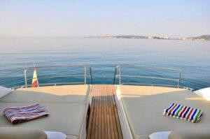 Princess V65 Mallorca Charter