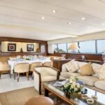 M/Y Antisan Motor Yacht Charter in Cannes & Monaco