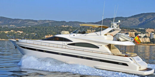 Astondoa 72 Motor Yacht Luxury Super Yacht Charters in Estepona
