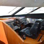 Luxury Boat Charter Puerto Banus, Fairline Squadron 78