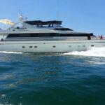 Falcon 102 Motor Yacht Charter Puerto Banus, Marbella
