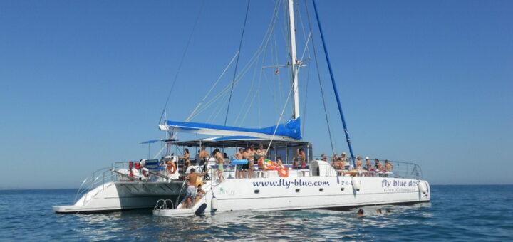 Taiti Catamaran Private Charter Puerto Banus