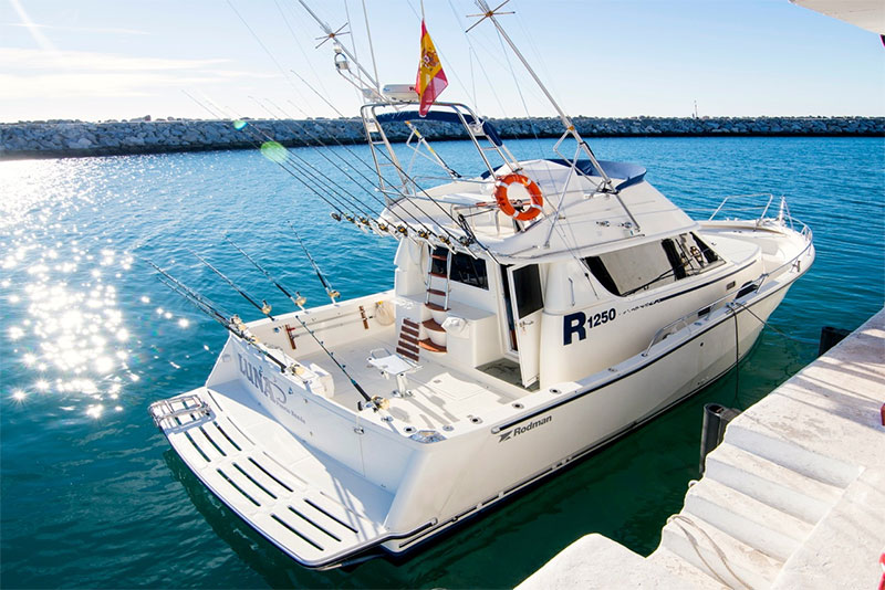 Sea Fishing Marbella