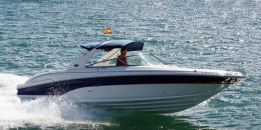 Sea Ray 295 Bow Rider Sports Boat from Puerto Banus