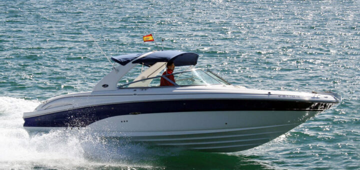 Sea Ray 295 Bow Rider Sports Boat from Puerto Banus