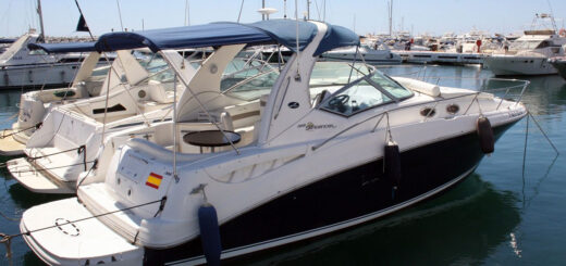 Sea Ray Sundancer 355 Boat Charter from Puerto Banus