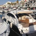 Marbella Motor boat charters - Sessa C35