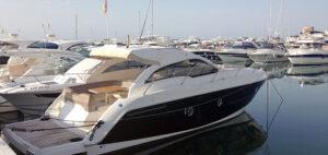 Motor boat charter from Puerto Banus - Sessa C35