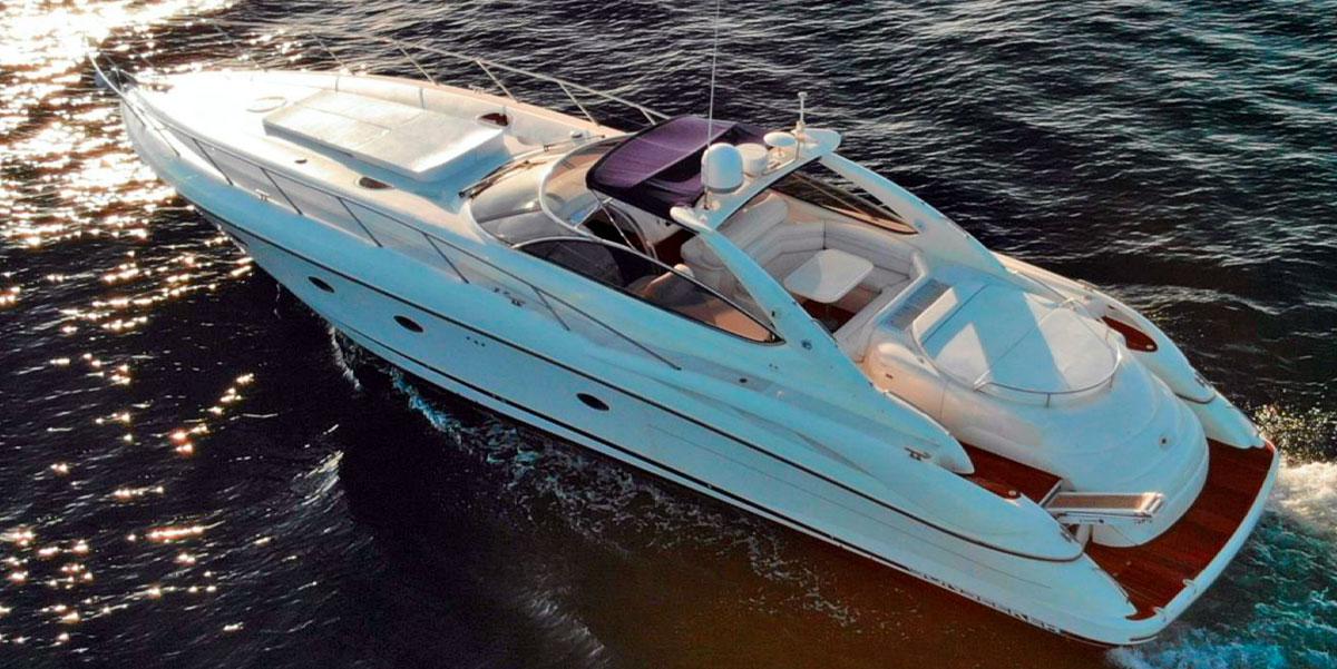 Sunseeker Predator 58 - Motorboat Charter from Puerto Banus