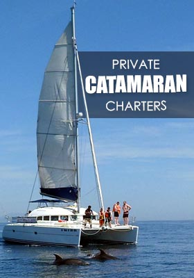 Lagoon 380 Catamaran Charter Marbella and Estepona Sailing