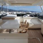 Canados 86 Motor Yacht Charters in Puerto Banus