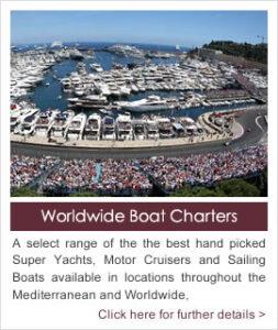 Worldwide Boat Charters