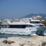 Fly Blue Uno Motor Charter Marbella