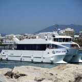Fly Blue Uno Motor Charter Marbella