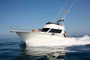 Rodman 1250R - Marbella Fishing Charter